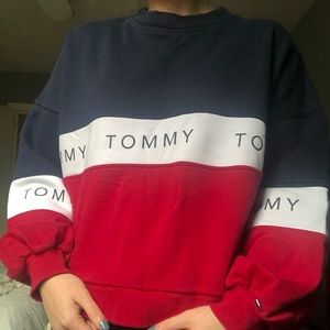 Tommy Hilfiger sweatshirt (Price adjustable)